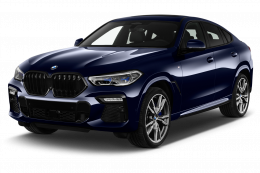 Mandataire BMW X6 M COMPETITION F96