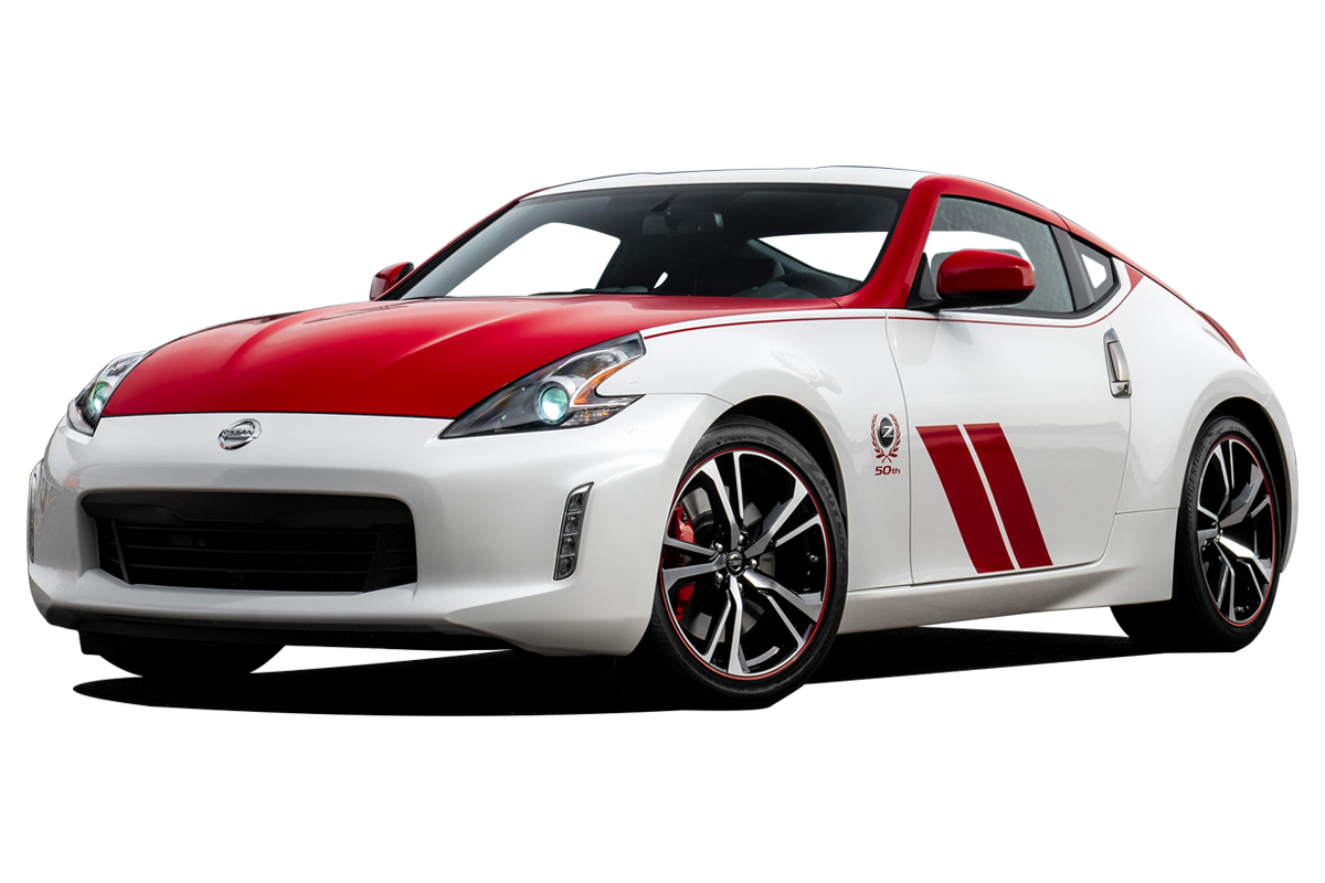 Mandataire NISSAN 370Z COUPE 2020